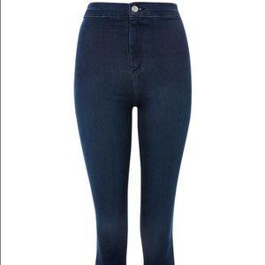 Top Shop Joni Jeans Size 25(fits like 23-24)